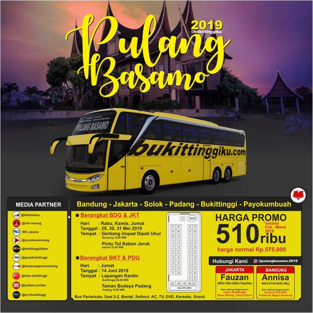 Tiket Pulang Basamo