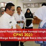 Jadwal Pendaftaran dan Formasi Lengkap CPNS 2021, Warga Bukittinggi Wajib Baca Info Ini