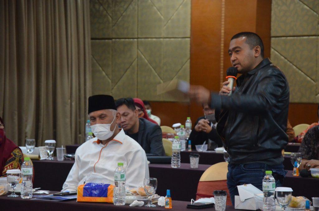 Wakil Gubernur Sumbar : Audy Joinaldi