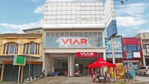 Viar SGP - Sumatera Barat Resmi Beroperasi di Bukittinggi